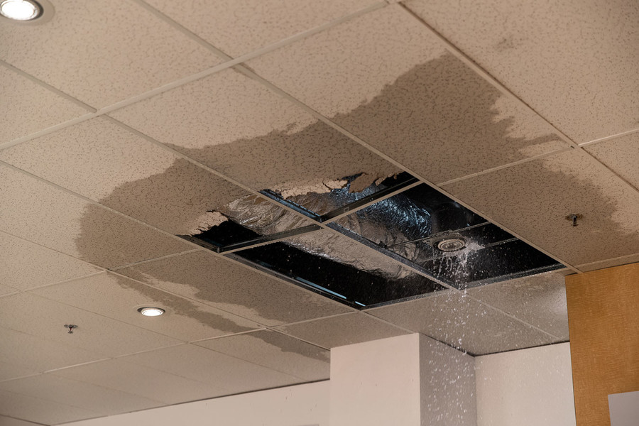 Commercial Water Damage:  Know The Facts